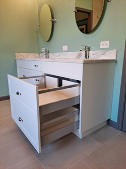 Faucet Installation for Vanities & Kitchens