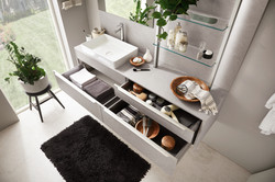 floating cabinets for your bathroom