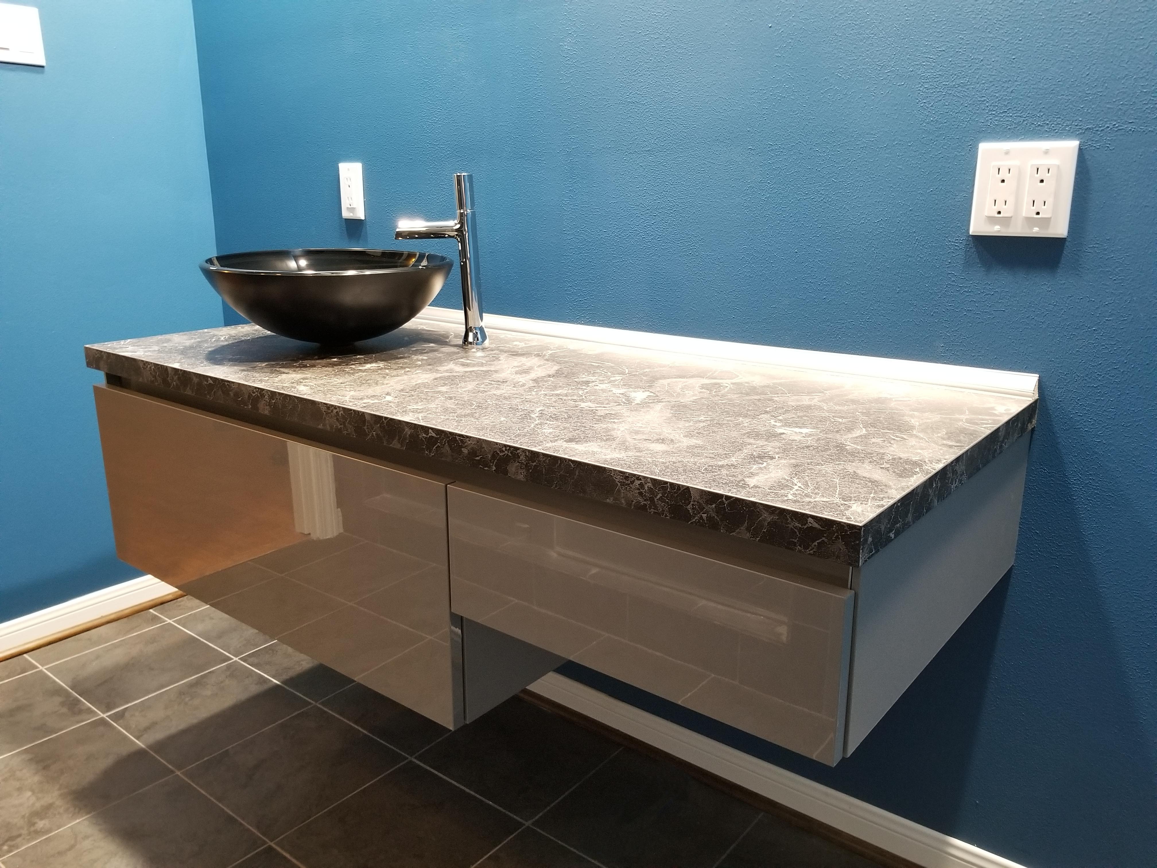 Modern bathroom remodeling Katy, TX