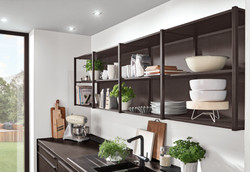 Not just modern kitchen cabinets