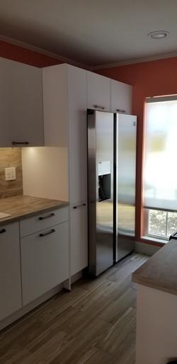 European matt kitchen, Katy TX