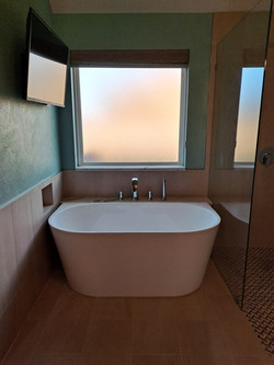 Bath Remodel with Plumbing Work