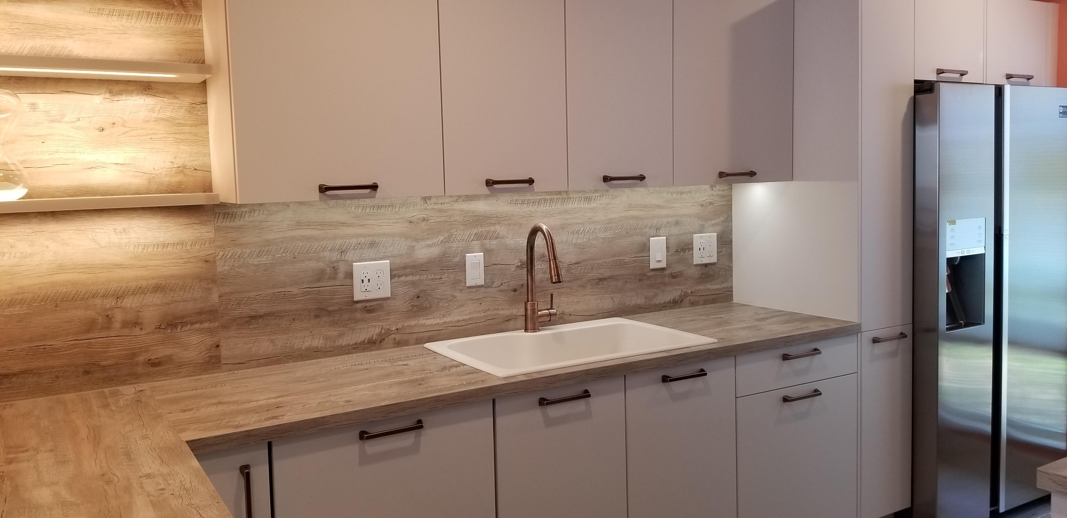 modern matt kitchen, Houston, TX