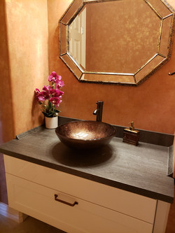 cabinets for bathrooms from Europe