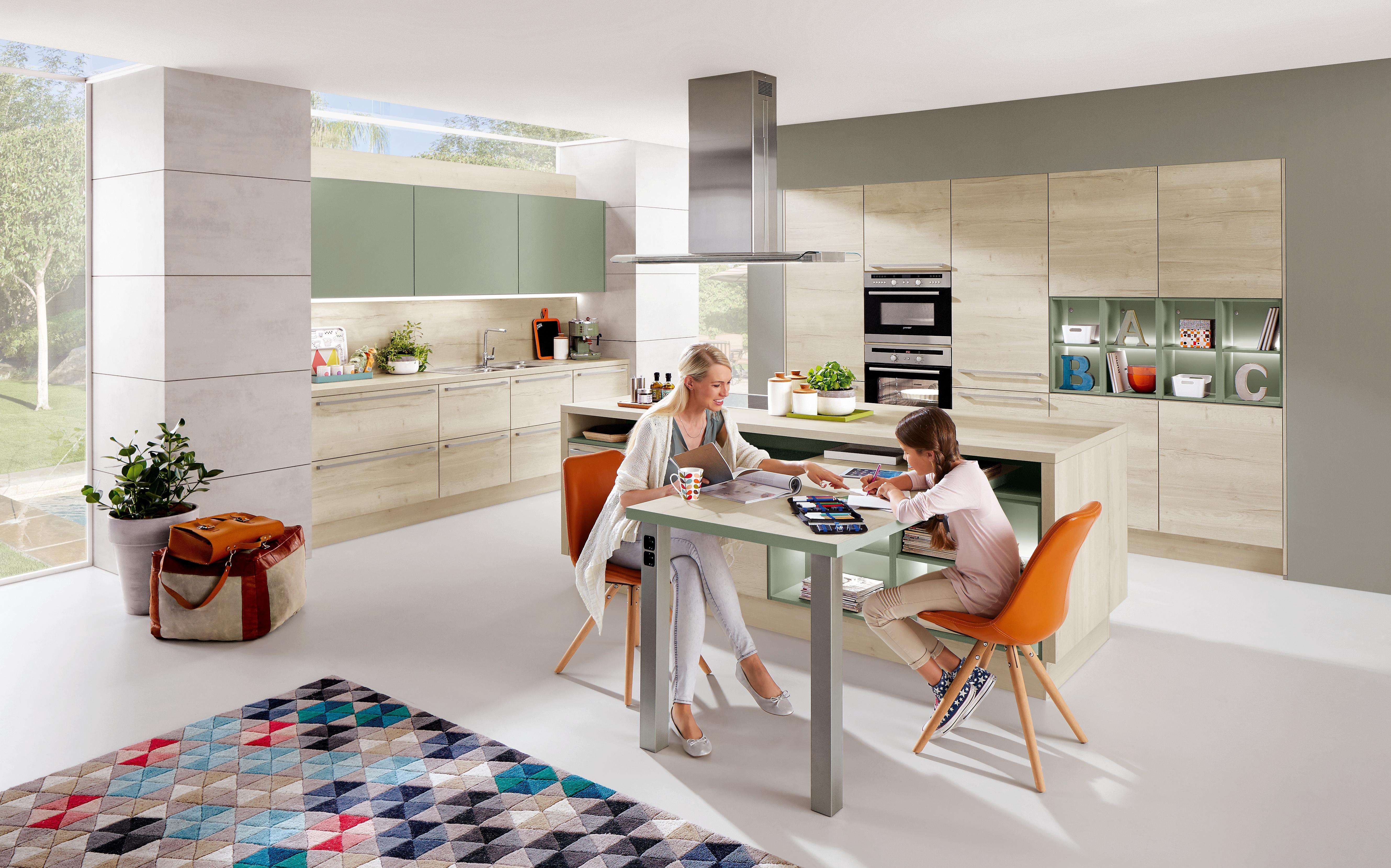 Modern kitchen remodeling, Houston