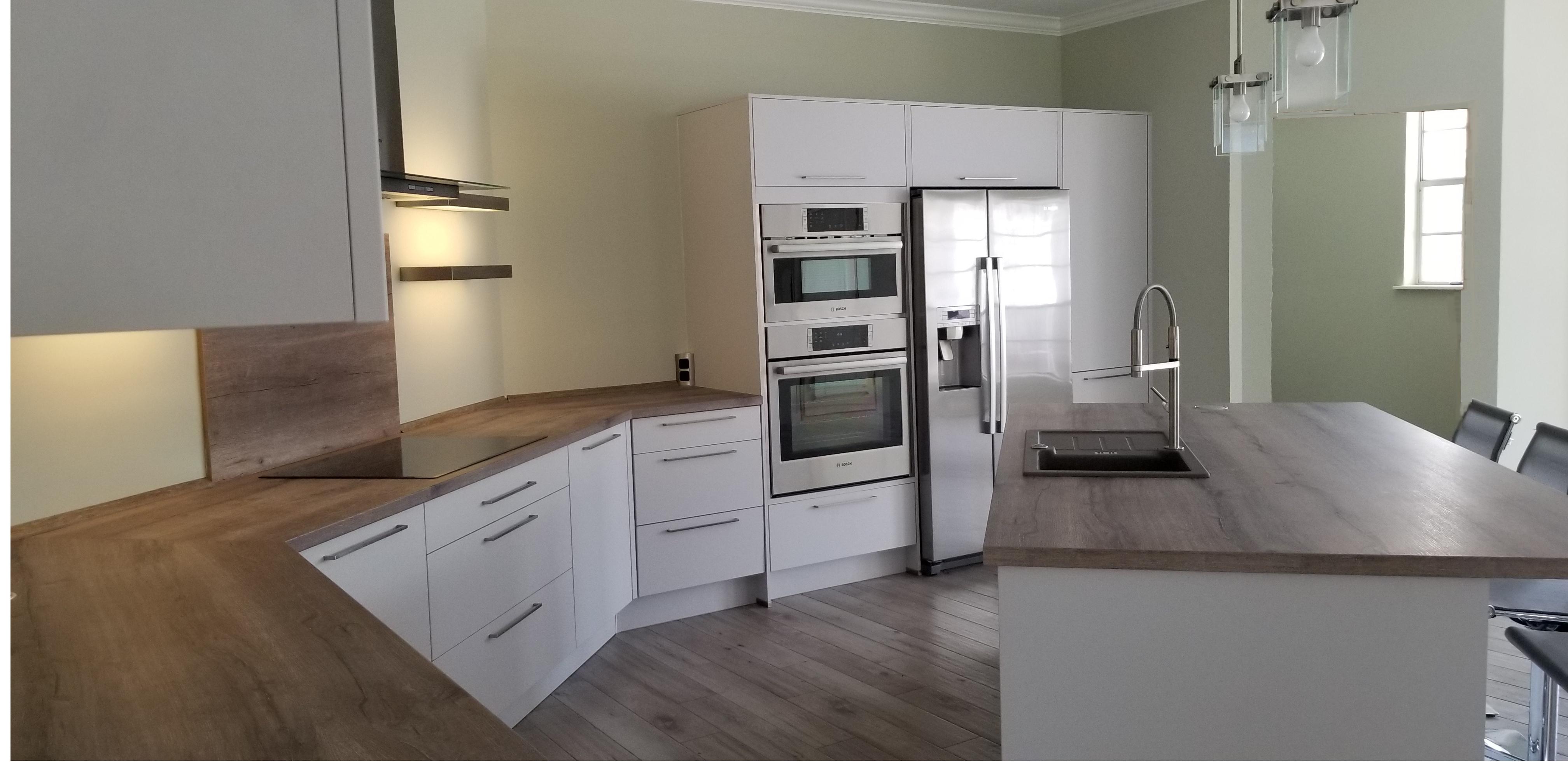 German kitchen cabinets / modern