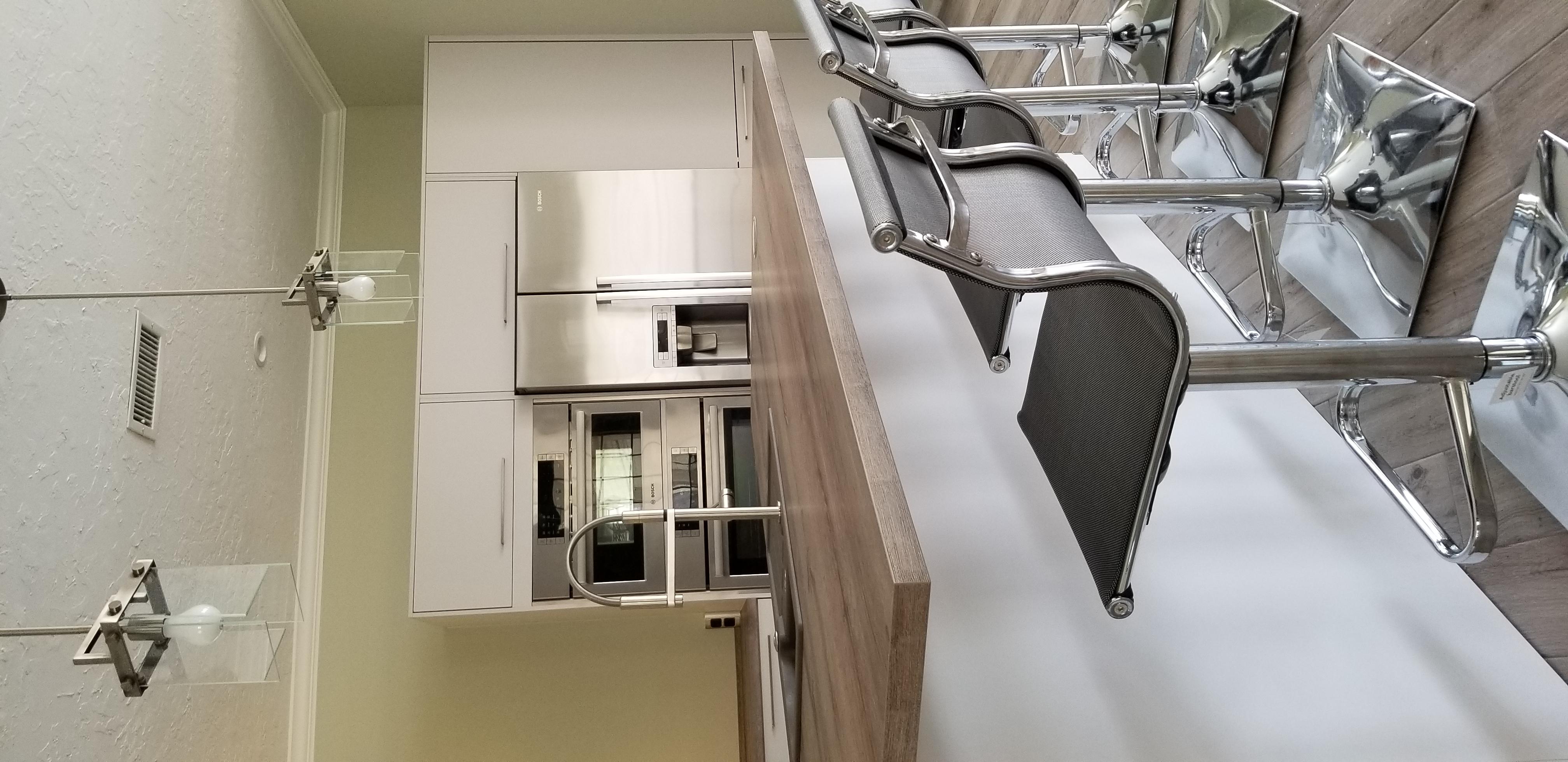 Kitchen and laundry room, Katy