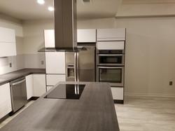 Modern kitchen cabinets for Houston