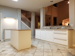 Modern cabinets in your kitchen