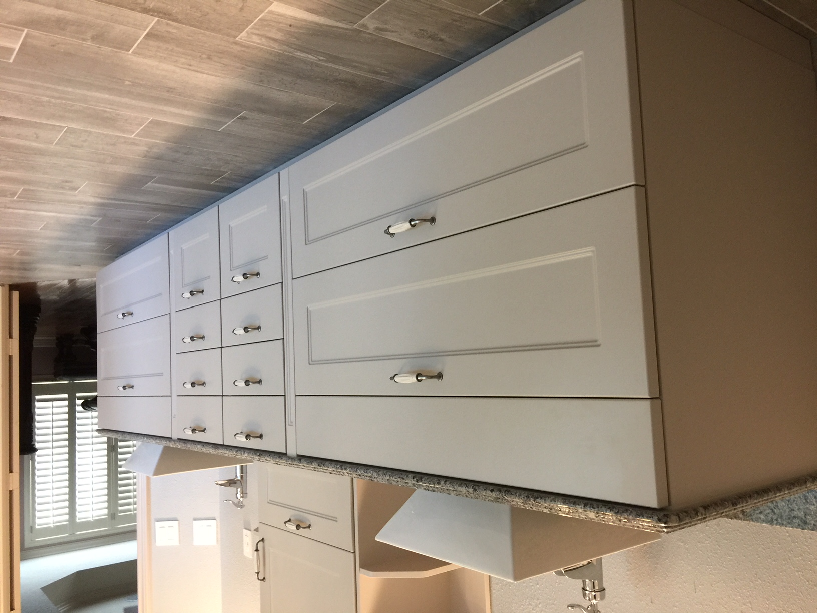 German bathroom cabinets for Houston
