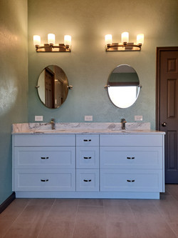 Fully Customizable Vanities/Cabinets