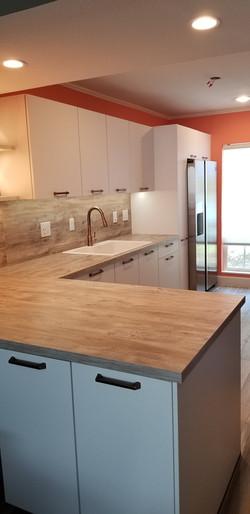 modern matt kitchen, Katy TX