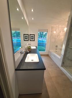 Full Bathroom Remodel in Katy
