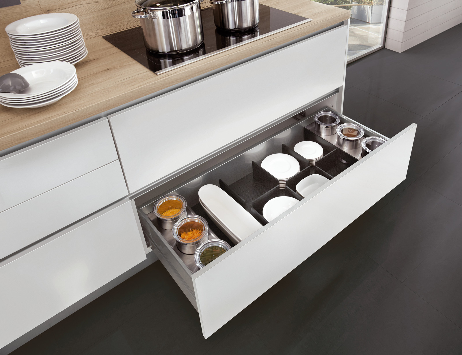 Kitchen Cabinets Houston Katy | European Kitchen | USA | Europa ...