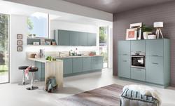 European Kitchen and Bath Remodel