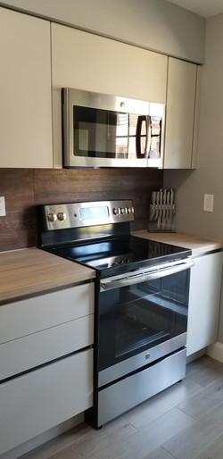 European kitchen cabinets / Houston