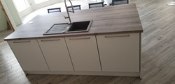 kitchen cabinets for island, Katy