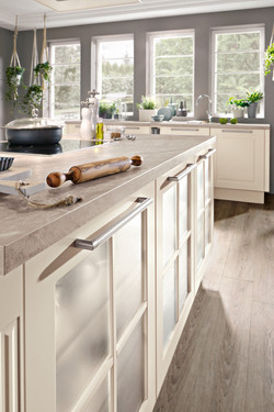 traditional kitchen cabinets Houston