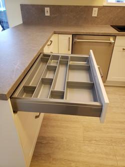 kitchen drawer cabinet, Houston