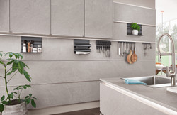 New modern kitchen: Stone Art