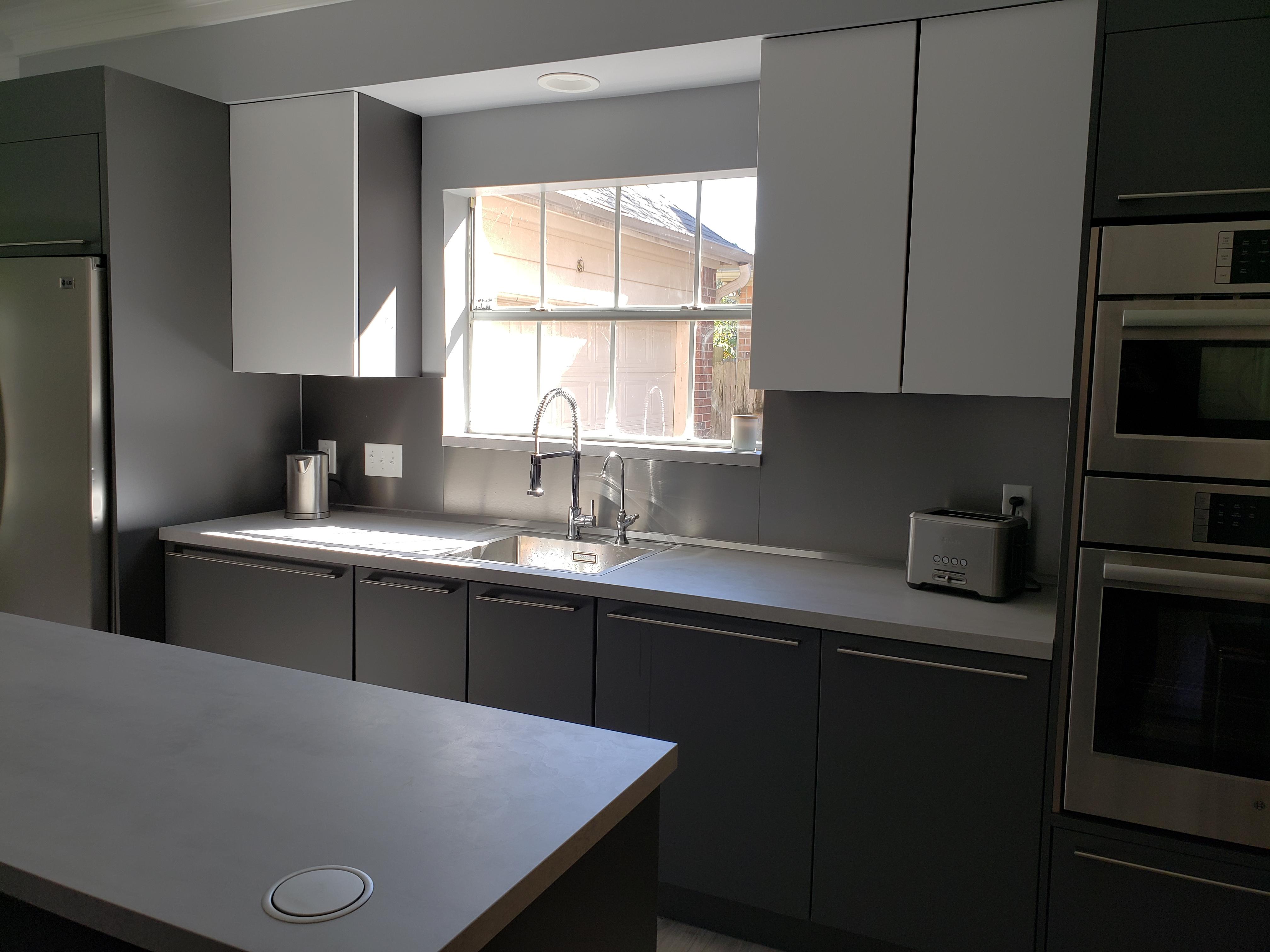 modern kitchen cabinets, Katy/TX