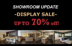 display sale