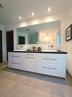 German Vanity for Bathroom Remodel
