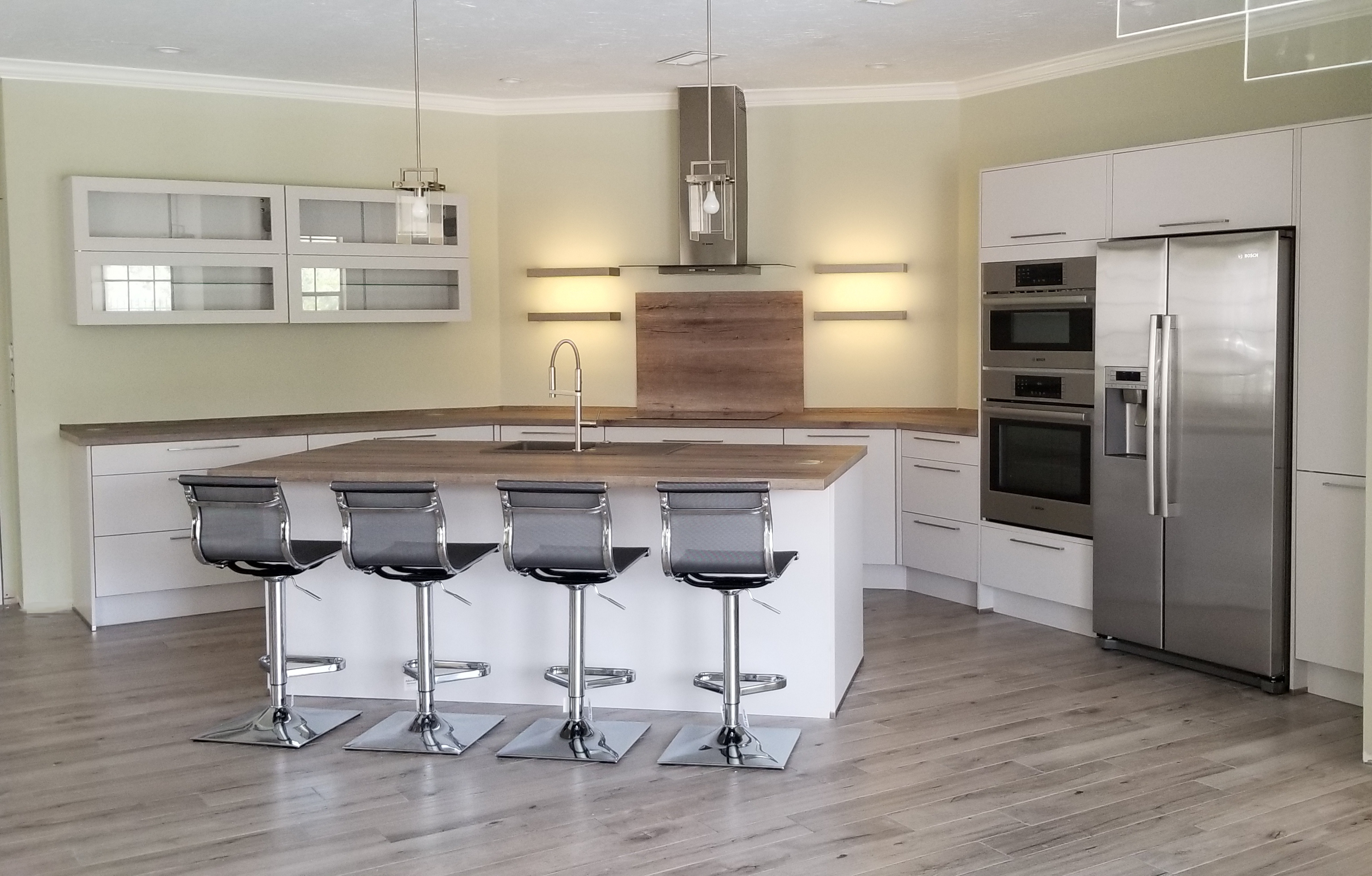 European kitchen cabinets for home