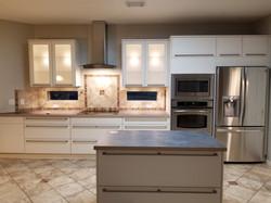 Modern kitchen remodeling/Houston