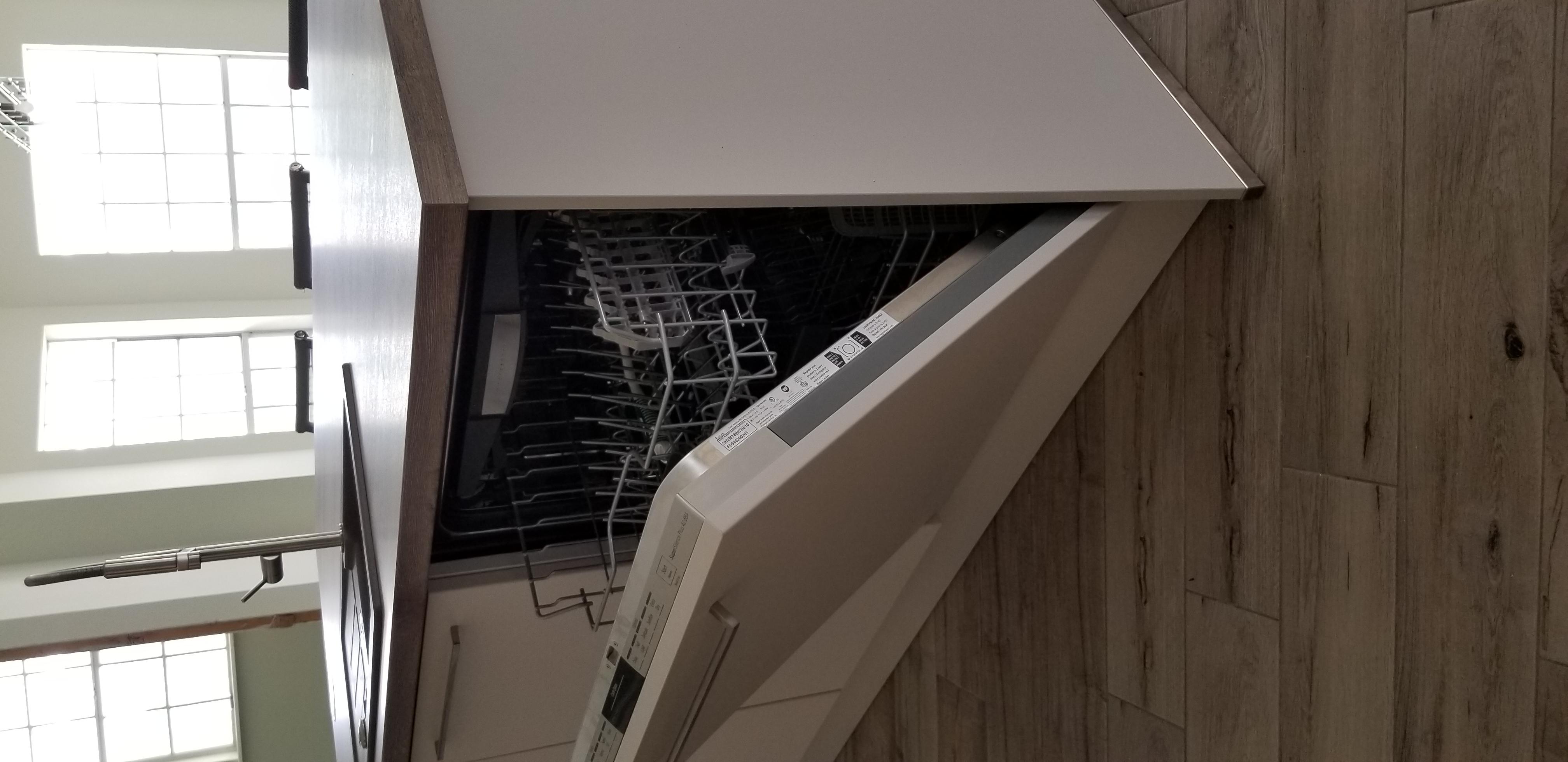 dishwasher custom panel for kitchens