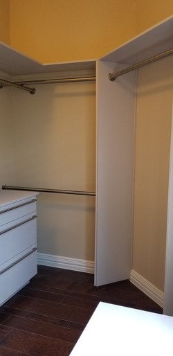 closet remodeling - german cabinets