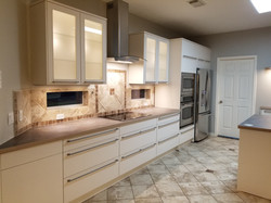 Modern kitchen remodeling, Katy