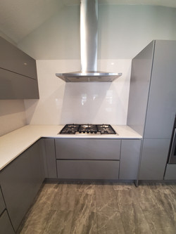 Kitchen Cabinets with Installation Service