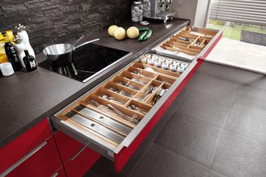 Kitchen Cabinet Organzation Katy