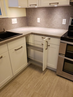 cabinets for small kitchens, Katy