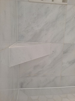 Tile Installation by Europa Remodeling