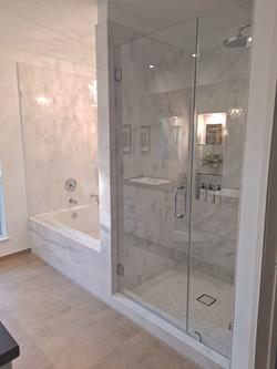 Shower/Tub Remodel in Katy