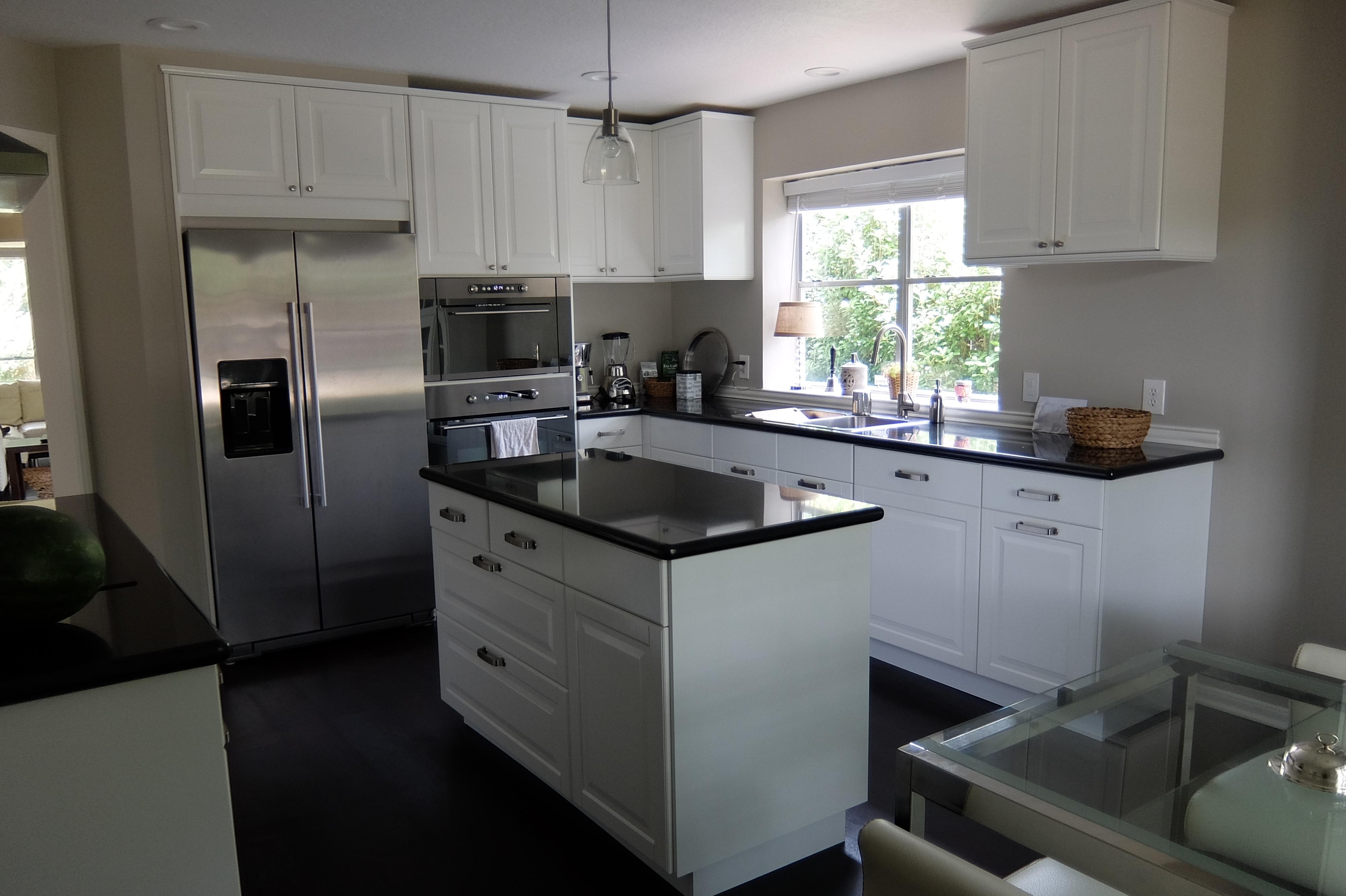 Contemporary kitchen cabinets Katy