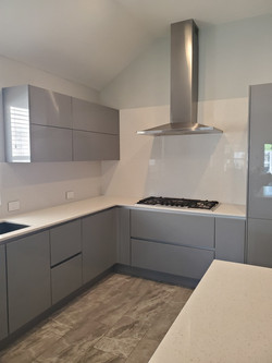 Full Kitchen Remodeling with German Cabinets