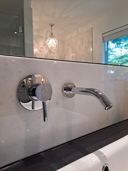 European Style Bathroom Remodel