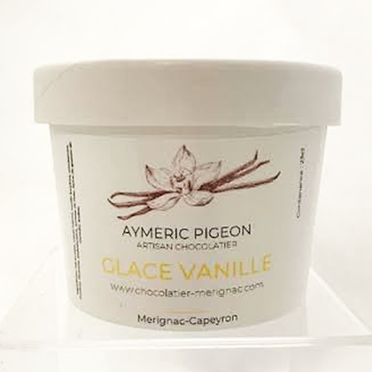 Glace Vanille 48 cl