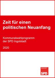 Download Wahlprogramm SPD Ingolstadt
