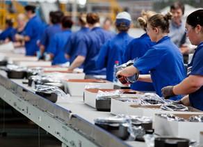 Fabricação de máquinas e aparelhos elétricos impulsionam resultado do ano