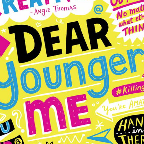 Dear Younger Me (Scholastic)