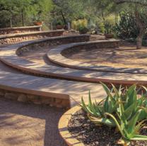 Location Scout: Garden Gatherings (Martha Stewart Weddings)