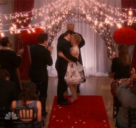 25 Wedding-Planning Lessons From Our Favorite (and Least Favorite) On-Screen Couples (Bridal Guide)