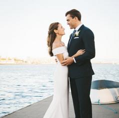 This Boston Wedding Was Packed with Nautical Charm (Martha Stewart Weddings)