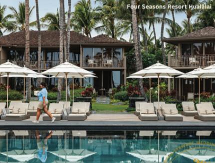 Most Romantic Destinations: Hawaii (Martha Stewart Weddings)