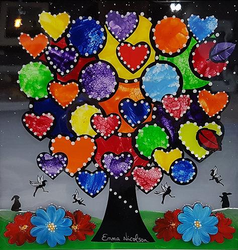 Love Tree by Emma Nicolson