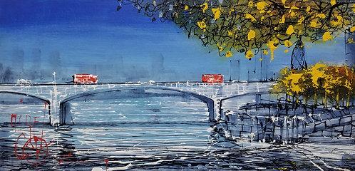 London Bridge by Nigel Cooke